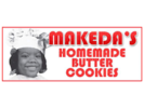 Makeda's Homemade Butter Cookies Logo