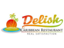 Delish Caribbean Restaurant Logo