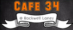 Rockwell Lanes & Cafe Logo