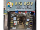 Big Boy Gourmet Deli Logo