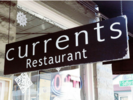 Currents Restaurant Logo