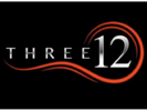 Three12 Sports Bar & Grill Logo