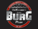 DeLorenzo's The Burg Logo