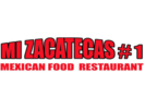 Mi Zacatecas Mexican Food Logo