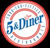 5 & Diner Logo