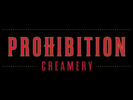 Prohibition Creamery Logo