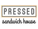 Pressed Sandwich House Logo