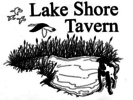Hutson's Lake Shore Tavern Logo