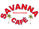 Savanna Tropical Rotisserie Cafe Logo