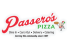 Passero's Pizza Logo
