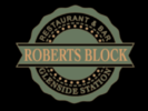 Roberts Block Restaurant & Bar Logo