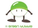 Mr. Green Bubble Logo