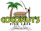 Coconut's Fish Cafe Logo