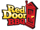 Red Door BBQ Logo