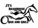JT's Roadhouse Logo