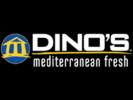Dino's Mediterranean Fresh Logo
