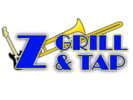 Z Grill and Tap Logo