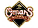 Omar's Fresh Seafood and Steaks Logo