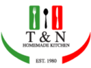 T & N Homemade Kitchen Logo