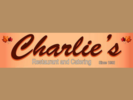 Charlie's Restaurant and Catering Logo