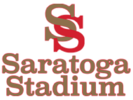 Saratoga Stadium Logo