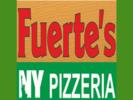 Fuerte's NY Pizzeria Logo