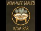 Wow-Wee Maui's Kava Bar & Grill Logo