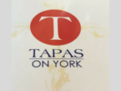 Tapas  on York Logo