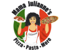Mama Julianne Pizza Logo