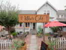 Mike's Cafe and Wine Bar Logo