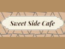 Sweet Side Cafe On the SQUARE Logo