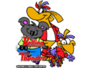 Rolling Thunder Skating and Family Fun Center Logo