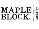 Maple Block Meat Co. Logo