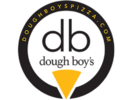 Dough Boy's Pizza Logo