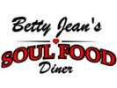 Betty Jean's Soul Food Diner Logo