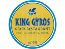 King Gyros Greek Restaurant Logo
