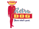 Retro Dog Logo