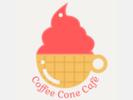 Coffee Cone Cafe Logo