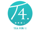 T4 Tea For U Logo