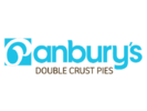 Panbury's Double Crust Pies Logo