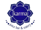 Karma Juice Bar & Eatery Logo