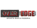 Over The Edge Pizza and Sports Bar Logo
