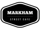 Markham Street Cafe Logo