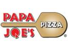Papa Joe's Pizza Logo