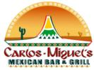 Carlos Miguel's Mexican Bar & Grill Logo