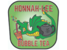 Honnah-Lee Bubble Tea Logo
