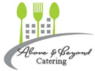 Above and Beyond Catering Logo