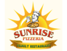 Sunrise Pizzeria Logo