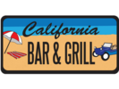 California Bar and Grill Logo