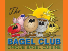 The Bagel Club & LA Cafe Logo